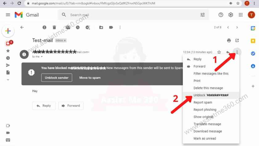 How to unblock someone on gmail (4)