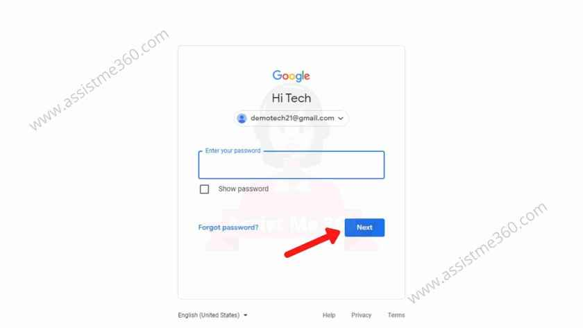 Login gmail as a different user (3)