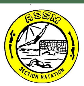 Réinscriptions ASSM NATATION 2018-2019 @ Cap-Ouest / Pole Simone Veil | Saint-Médard-en-Jalles | Aquitaine Limousin Poitou-Charentes | France