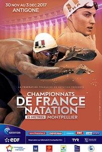 CHAMPIONNAT DE FRANCE DE NATATION 25m @  Piscine Olympique d'Antigone | Montpellier | Languedoc-Roussillon | France