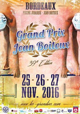39eme Edition Du Grand Prix Jean Boiteux Assm Natation
