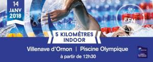 5 Kilomètres Indoor « Open » @ Villenave d'Ornon | Villenave-d'Ornon | Nouvelle-Aquitaine | France