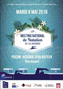 Meeting National Maîtres Gironde @ Bordeaux Judaique Jean Boiteux (50m) | Bordeaux | Nouvelle-Aquitaine | France