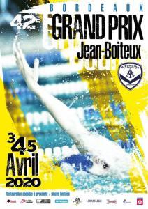 42ème Grand Prix Jean BOITEUX BORDEAUX 2019 @ Piscine Judaïque - Jean Boiteux
