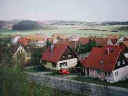 Le paisible village d'Harzungen