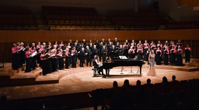 Soirée musicale exceptionnelle – Ensemble vocal ACCORDS LIBRES du Conservatoire de Mérignac