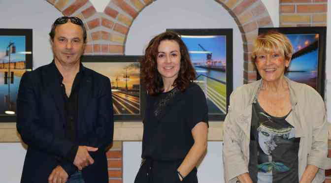 Reportage sur l'exposition/conférence «Regards croisés sur l'architecture de Bordeaux»