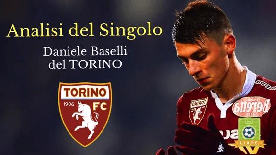 Analisi del Singolo: Daniele Baselli del Torino