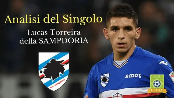 Analisi del Singolo: Lucas Torreira della Sampdoria