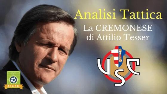 Analisi Tattica: la Cremonese di Attilio Tesser