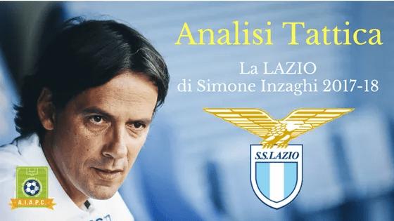 Analisi Tattica: la Lazio di Simone Inzaghi 2017-18