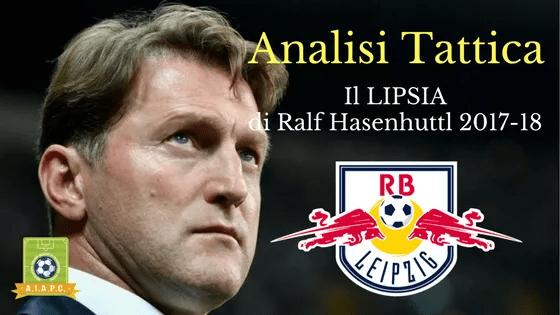 Analisi Tattica: il Lipsia di Ralf Hasenhuttl 2017-18