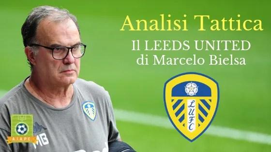 Analisi Tattica: il Leeds United di Marcelo Bielsa