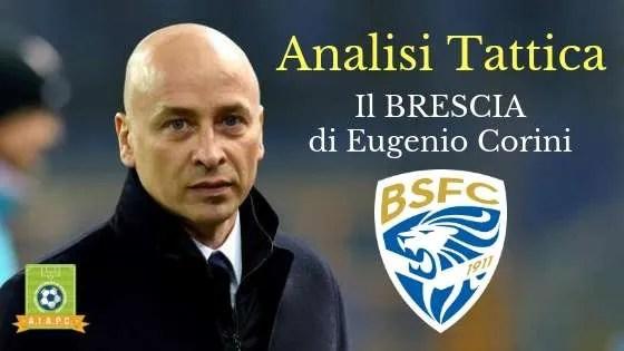 Analisi Tattica: il Brescia di Eugenio Corini