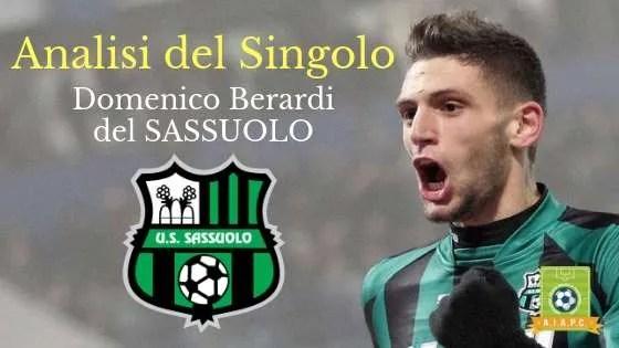Analisi del Singolo: Domenico Berardi del Sassuolo