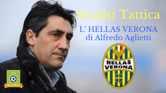 Analisi Tattica: l'Hellas Verona di Alfredo Aglietti