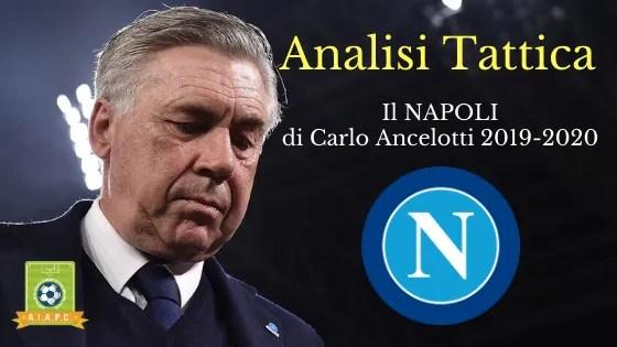 Analisi Tattica: Il Napoli di Carlo Ancelotti 2019-2020