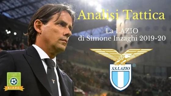 Analisi Tattica: la Lazio di Simone Inzaghi 2019-20