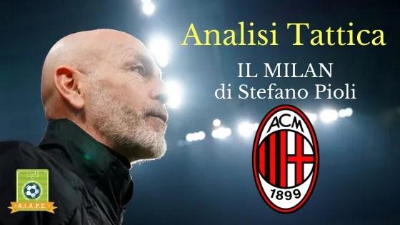 Analisi Tattica: il Milan di Stefano Pioli