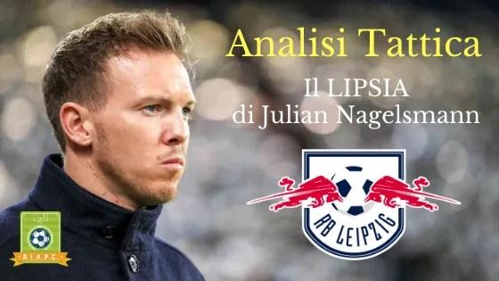 Analisi Tattica: il Lipsia di Julian Nagelsmann