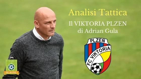 Analisi Tattica: il Viktoria Plzen di Adrian Gula