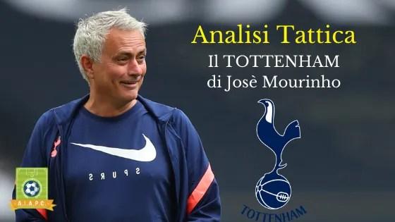 Analisi Tattica: il Tottenham di Josè Mourinho