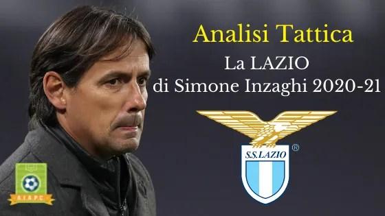 Analisi Tattica: la Lazio di Simone Inzaghi 2020-21