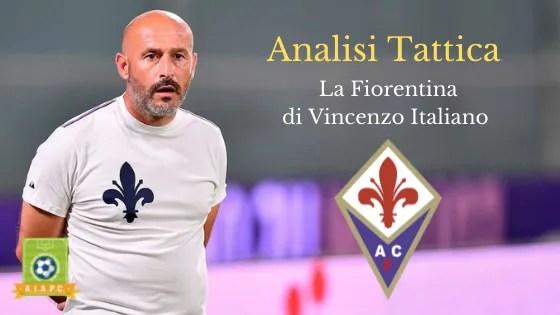 Analisi Tattica: la Fiorentina di Vincenzo Italiano