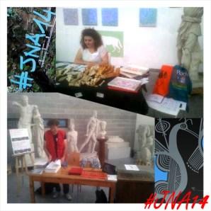 Bonne Pioche était aussi au Musée des moulages de Lyon !