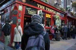Dublin : Temple Bar