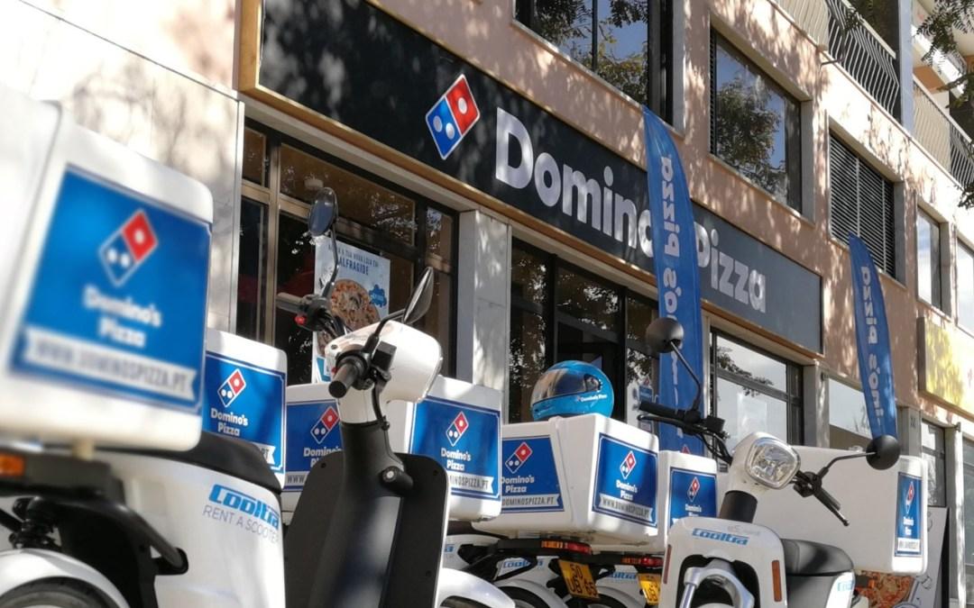 Dominos Pizza Franchising