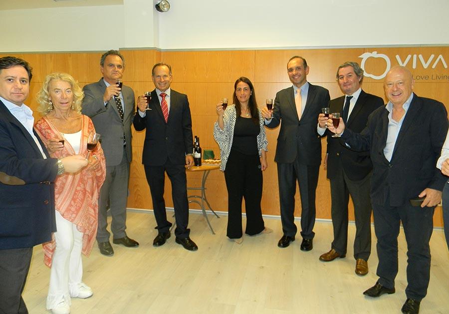 Franchising Vivafit inaugura em Madrid com Embaixador de Portugal