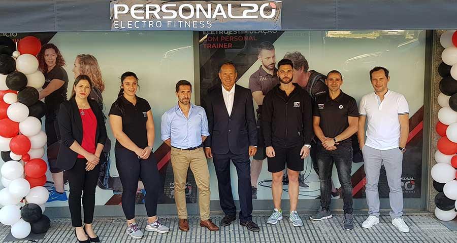 Personal20 inaugura espaço em Braga