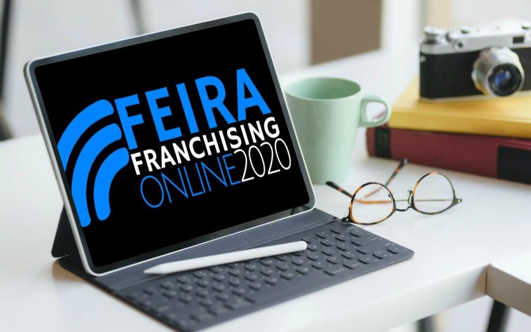 Palestras da Feira de Franchising Online