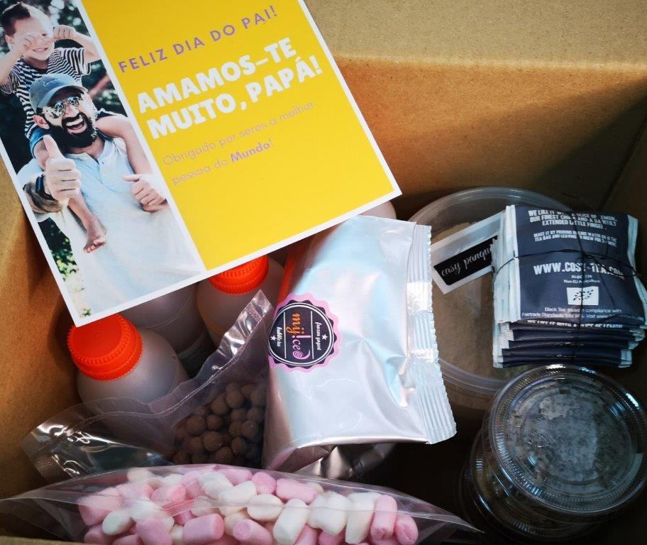 franchising MyIced surpreende com Mega Kit para o Dia do Pai