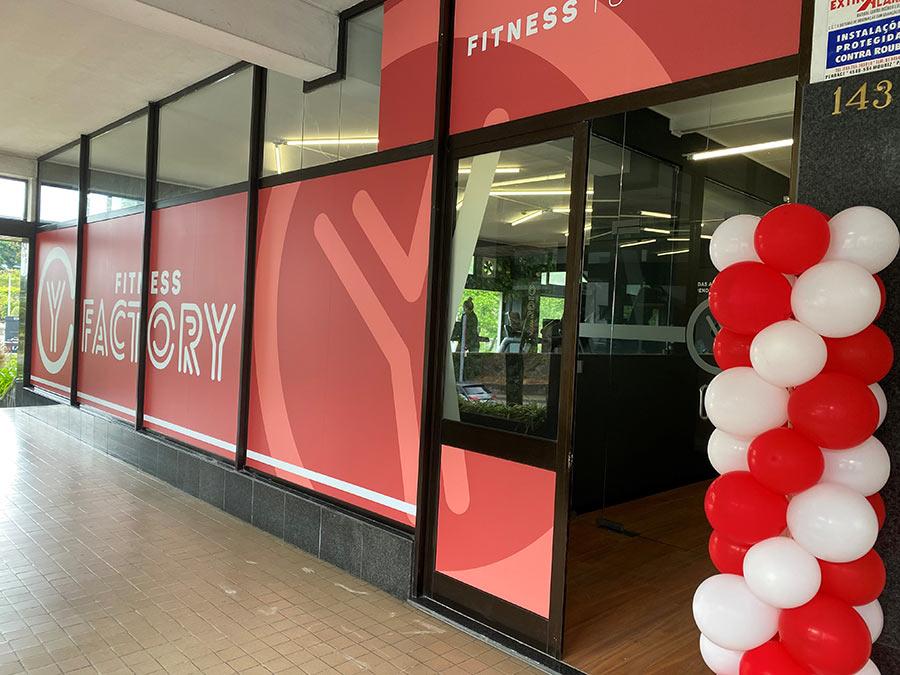 Franchising Fitness Factory inaugura unidade em Rebordosa