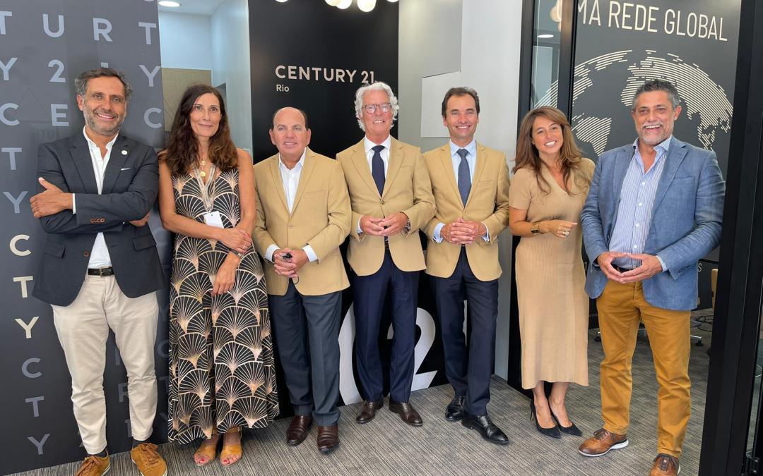 Century 21 Rio inaugura loja em Almada