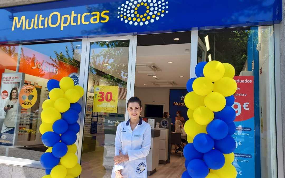 MultiOpticas inaugura nova loja em Ponte da Barca