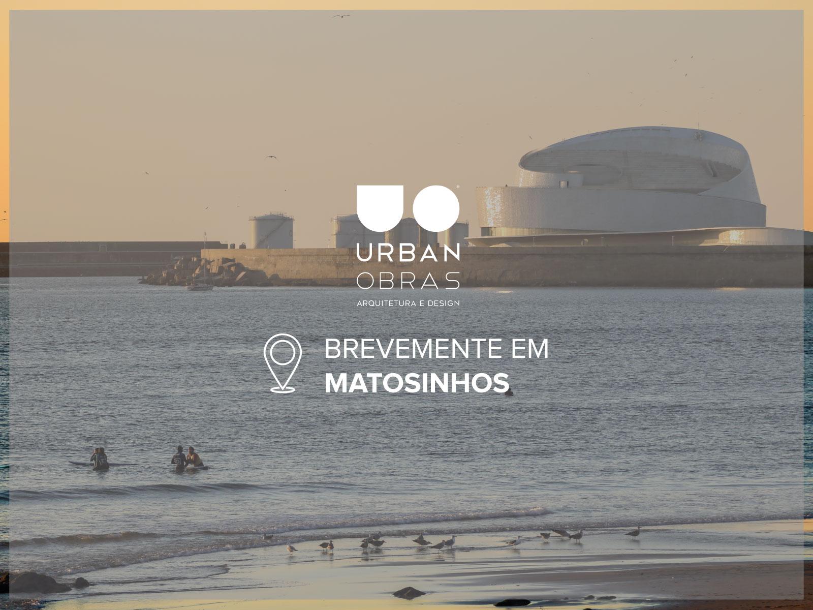 Franchising Urban Obras em expansão para Matosinhos