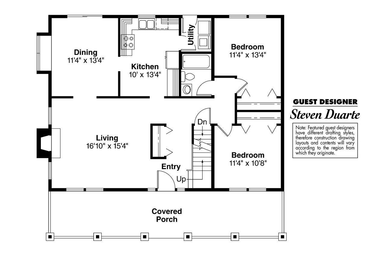How To Draw A Construction Floor Plan 1 50