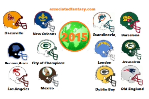 All 12 2014 teams announced their return for the 2015 WFL season and its League-first Dynasty Draft