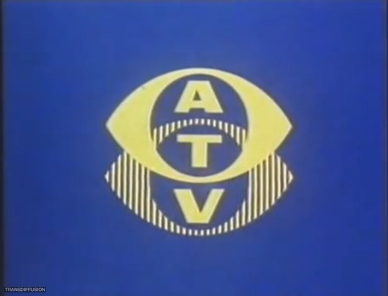 End of the famous Zoom 2 colour ident introduced in 1969