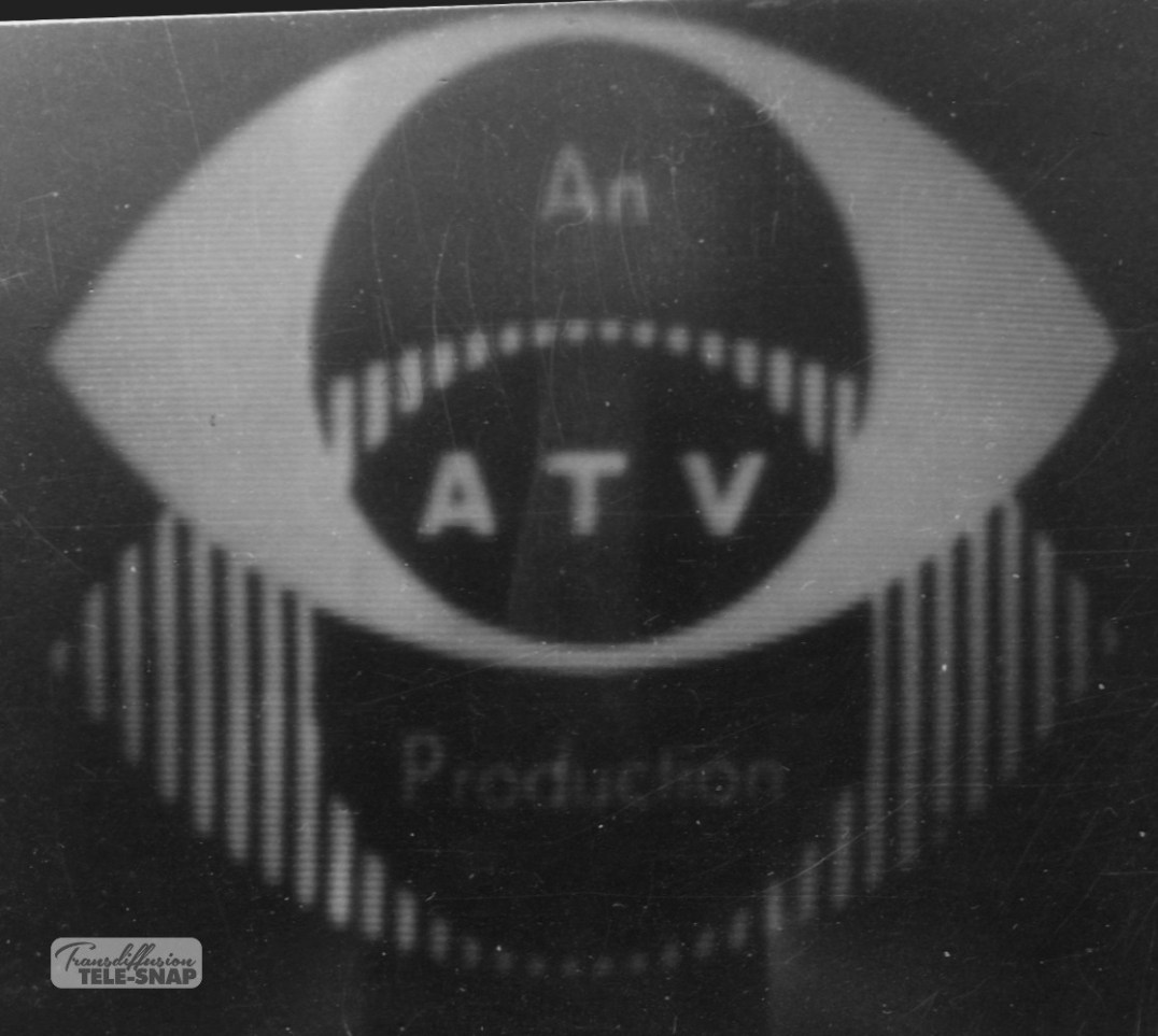 An ATV Production written within the eyes from the early 1960s