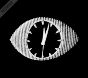 The ATV Midlands clock