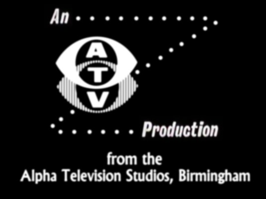 Recreation: Alpha Television/ATV endcap, as seen on 'Lunch Box'