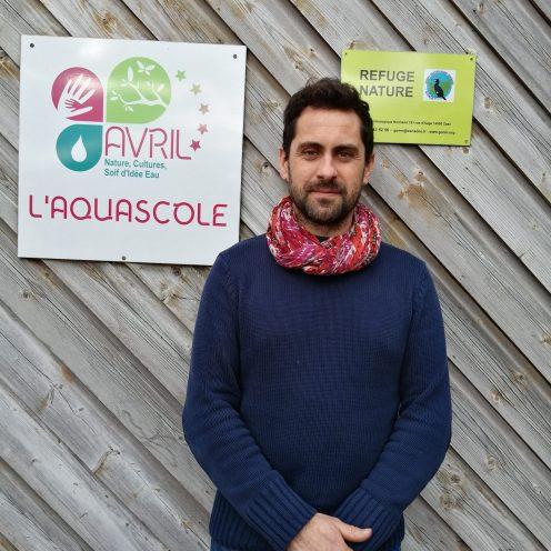 Jules Souquet-Basiège - Technicien animateur bocage