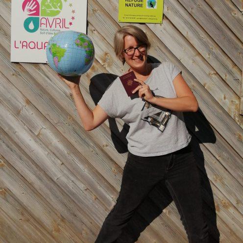Perrine Veguer - Coordinatrice internationale