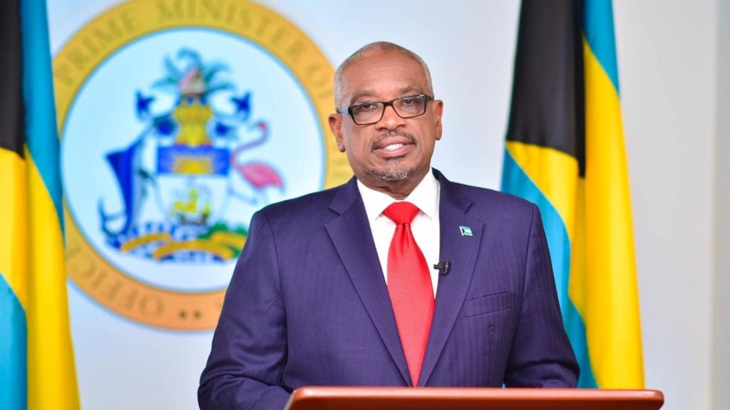 Prime Minister of Bahamas, Dr Hubert Minnis