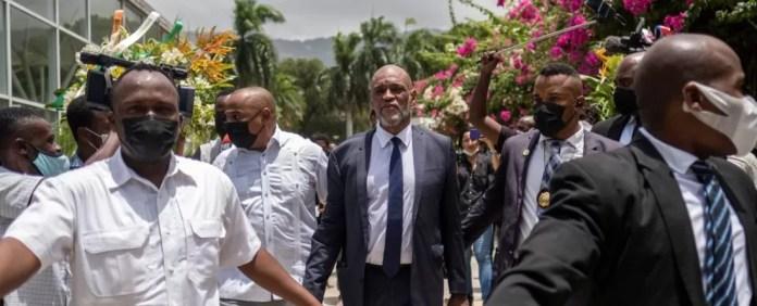Haiti to establish 'Transition Government' till presidential elections