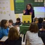 Atelier déchet école primaire